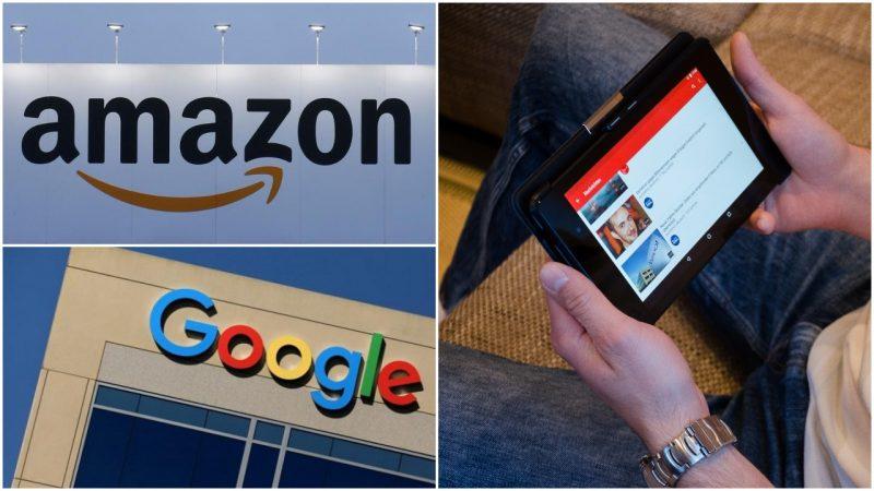 Amazon files for AmazonTube trademark to take on Google's YouTube