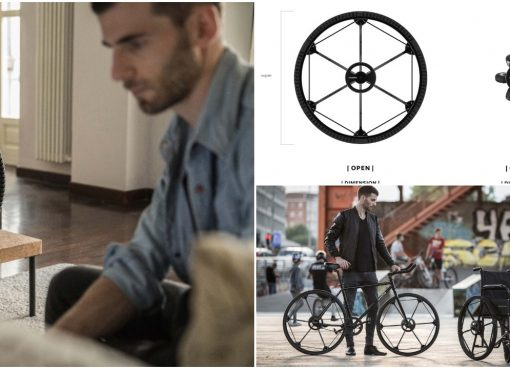 Revolve Wheel